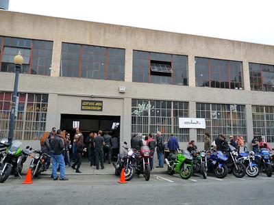 Werkstatt San Francisco