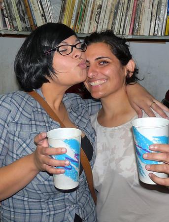Nanette & Miriam
