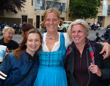 Jennifer Bromme and friends