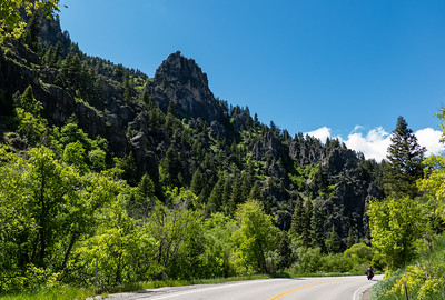 Logan Canyon, Utah