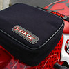 Tusk rear-fender tool bag.  nicely built, solidly secured, and water resistant.
