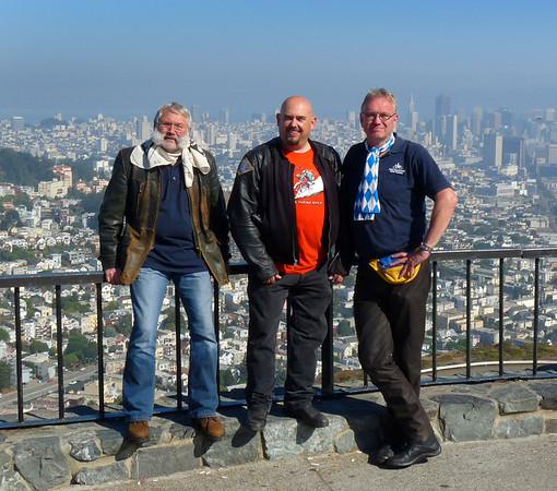Horst, Craig Howell & Uwe