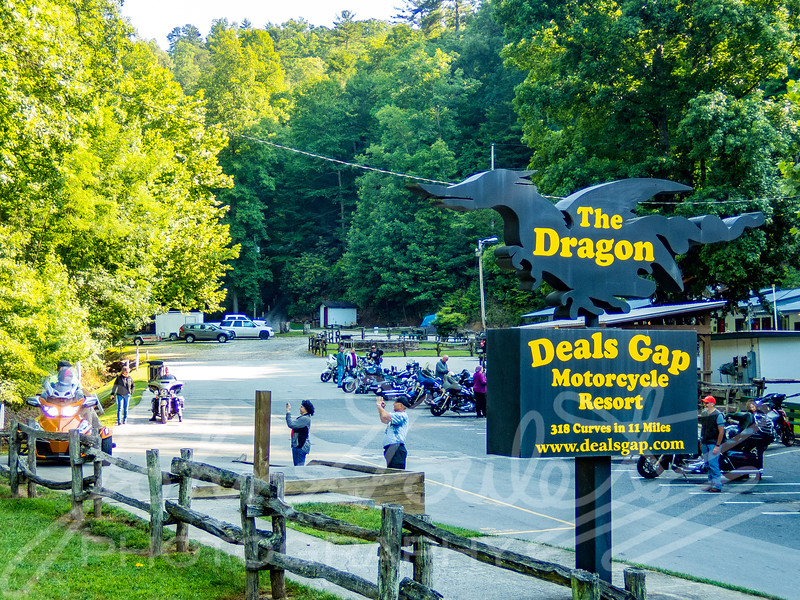 Deal's Gap - Tail of the Dragon Motorcycle Ride