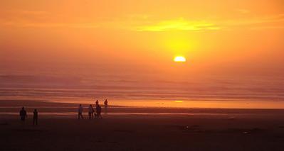 Manzanita beach.