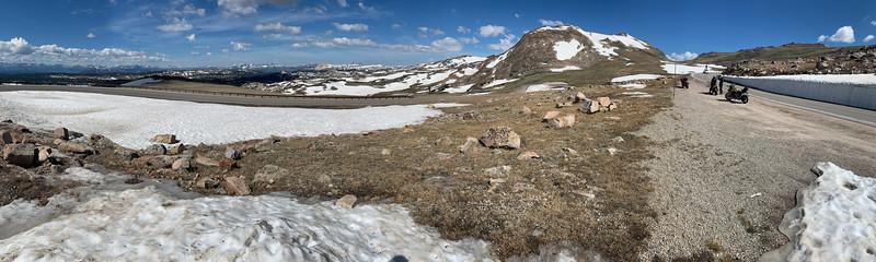 Beartooth Pass - 10,948 Feet