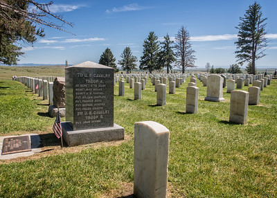 Little Big Horn | Custer Battlefield