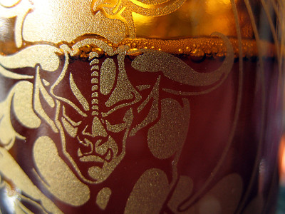 Ruination IPA - it's important to replace your electrolytes