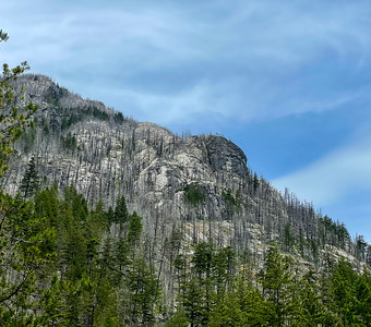 Cascade Mountain Hiking