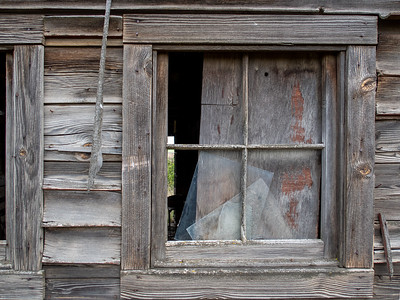 Govan - Ghost Town near Wilber, Washington - USA
