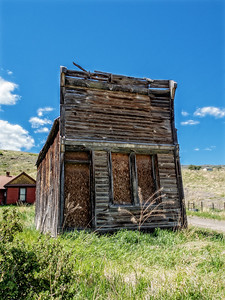 Chesaw Ghost Town - North Central Washington State, USA