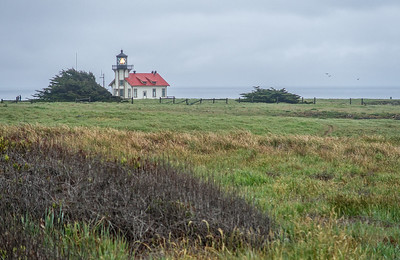 Port Cabrillo Light Station