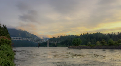 Cascade Locks, Oregon