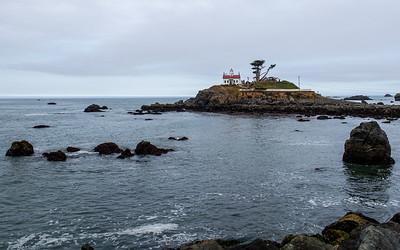 Crescent City Lighthouse