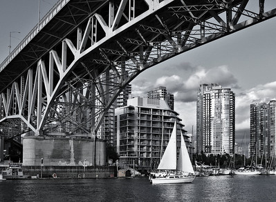 Vancouver - From Granville Island.