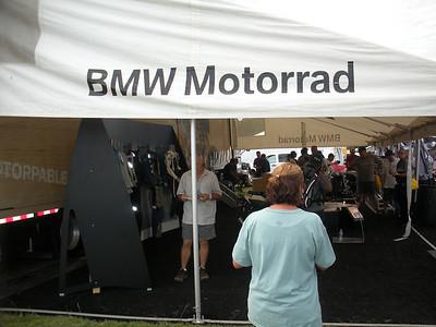 2009 Johnson City TN BMWMOA Rally