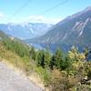 Anderson Lake Highline road looking north