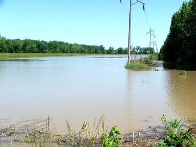 Flooding in Illinois