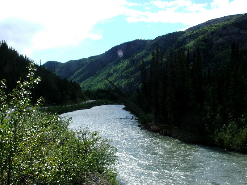 Alaska Highway, British Columbia