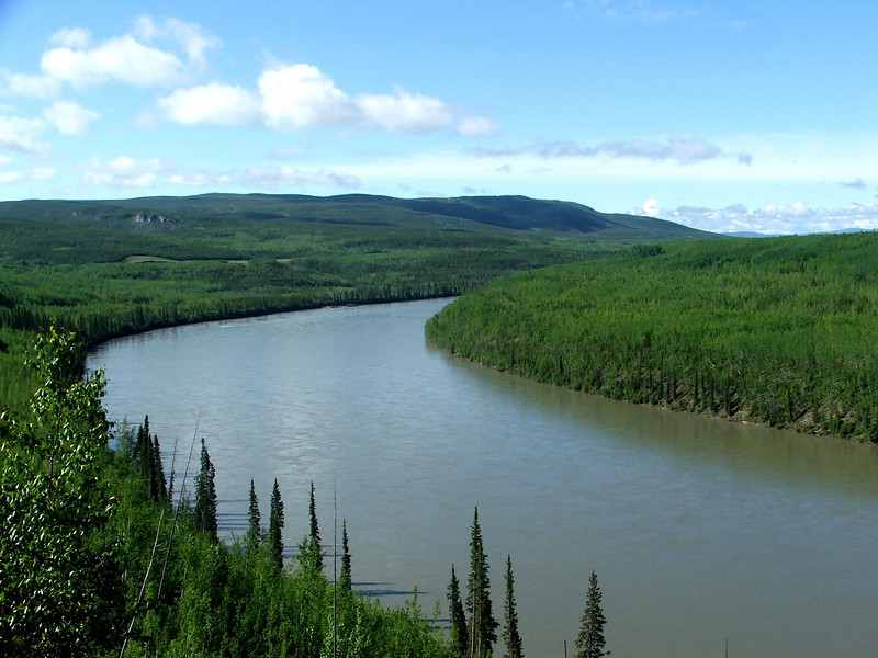 Liard River, Northern British Columbia
