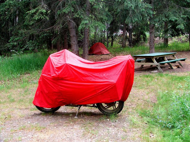 Yukon River Camp Ground