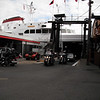The Vancouver Island ferry