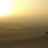 Alone in the Gobi Desert