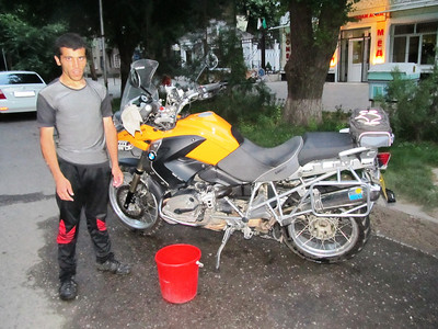 Going to Kulyab