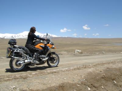 Leaving Tibet