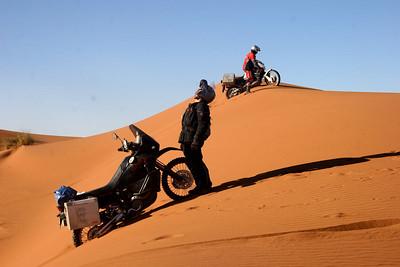 Morocco 2007 - Elmer's Goodbye Trip