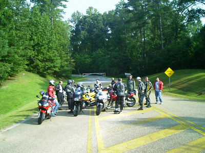2003-08-17 - Cheaha Ride