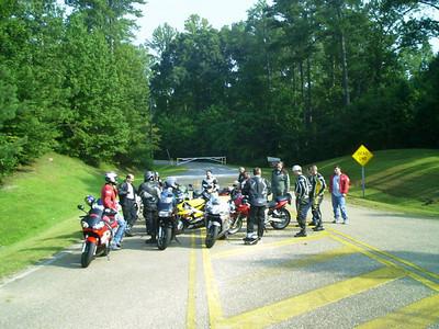 2003-08-17 - Cheaha Ride