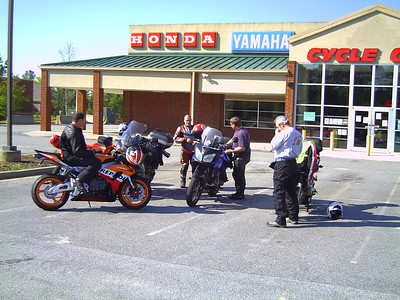2007.04.22 - Pine Mountain (LEPR Ride)
