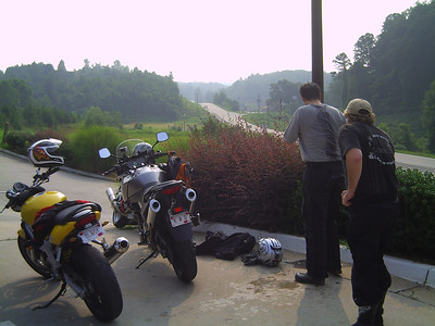 2007.08.05 - D'Broom's Memorial Ride