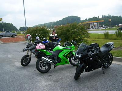 2009-08-15 - Ladies Ride