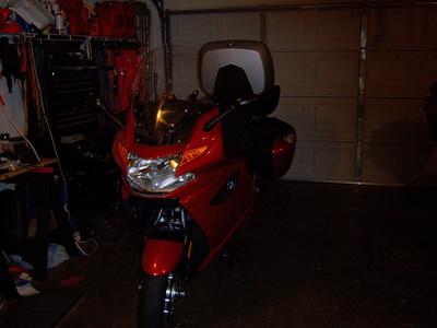 2009-11-7 SS1000 2up K1300GT