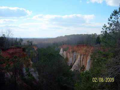 2009.02.08 - Providence Canyon State Park