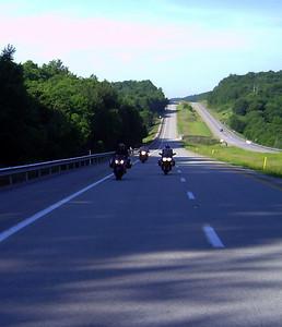 2007 (July) - North East & Canada Trip -> 14 days