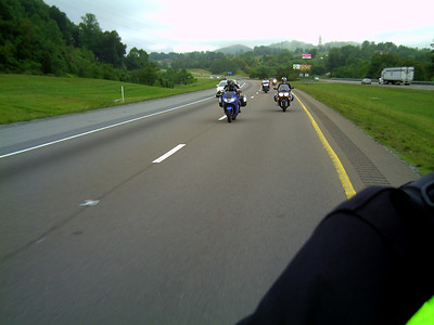 June 30th - 420m (Kingsport, TN to Somerset, PA)