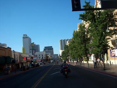 Day 12 - Reno NV to Pauntich UT - 545 miles