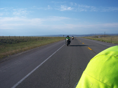 Day 2 - Rawlins, WY to Dillion, MT - 495 miles