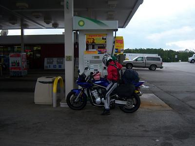 Day 1 (08.27.08) - Newnan, GA to Shelbyville, TN