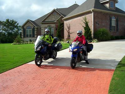 Day 10 (09.05.08) - Fayetteville, AR to ElDorado, AR (~375 miles)