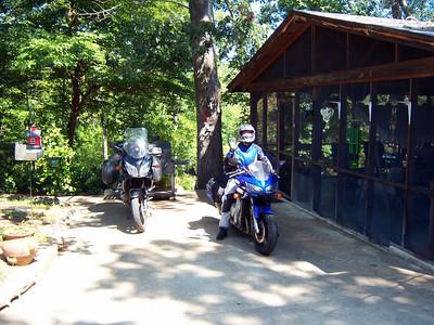 Day 12 (09.07.08) - Wetumpka, AL to Newnan, GA (~131 miles)