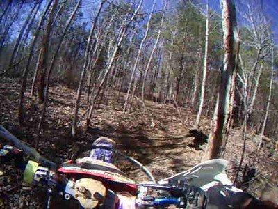 Trail #17 part 4 - Pat and Tom decide they had enough and Yorkie and I continue on alone