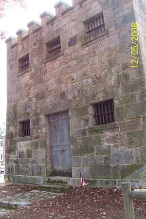 Greensboro Gaol