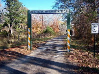 Red Oak Covered Bridge