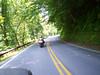 Dan & Dad ride around the BRP in NC & TN.