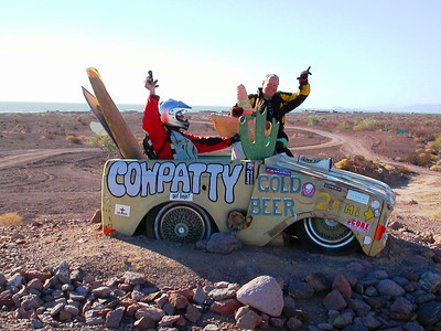2005 U.S., Baja & Copper Canyon Ride