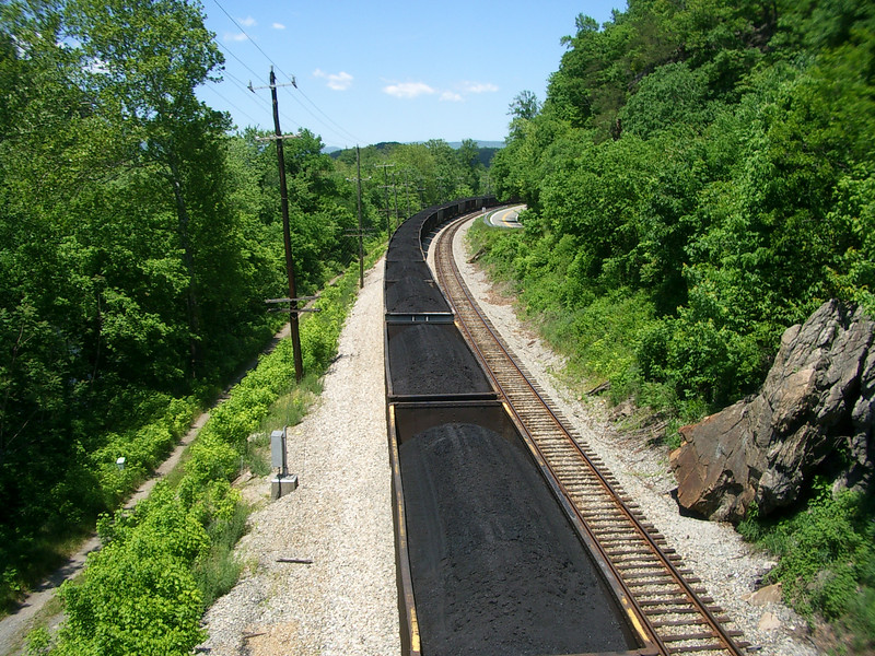 Virginia is definitely coal country.