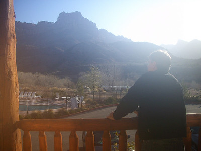 Majestic View Lodge, close to Zion Park entrance.